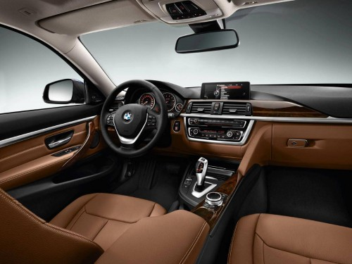BMW 428i Coupe Interior