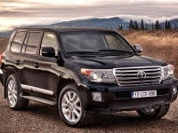 TOYOTA Land Cruiser 200GXL
