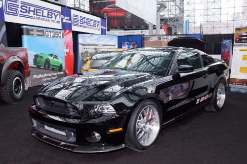 Shelby Mustang GT500 S/C 1000