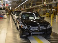 C-Class production in Tuscaloosa