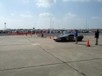Hennessey Ford GT at Texas Mile