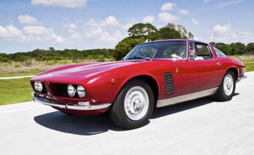 1966 Iso Grifo Coupe