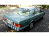 1991 Mercedes-Benz 400-Series 420SEL