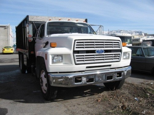 1994 Ford F600