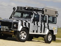 2006 Defender 110 Wagon