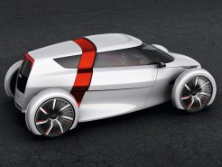 Audi Urban Concept Rear Side