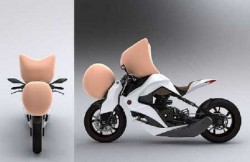 airbag Izh-1 Motorcycle