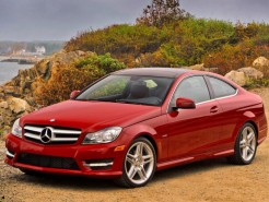 2012 Mercedes Benz C-Class Coupe
