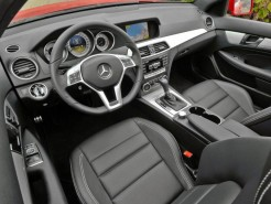 2012 Mercedes Benz C-Class Coupe Interior
