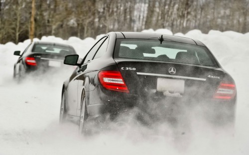 Mercedes Benz C350 4Matic