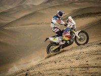 2013 Dakar Rally Francisco Lopez KTM