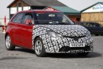 2013 MG 3 facelift spied