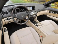 2013 Mercedes-Benz CL-Class-interior