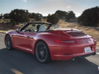 2013-Porsche-911-Carrera-S-Cabriolet-rear-view-in-motion