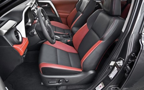 2013-Toyota-RAV4-Limited-interior-front-seats
