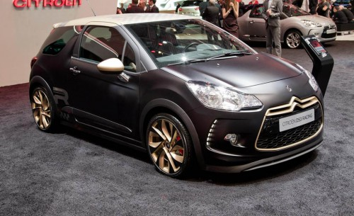 2013 Citroën ds3 racing limited edition