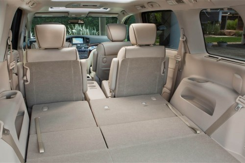 2014 Nissan Quest Interior