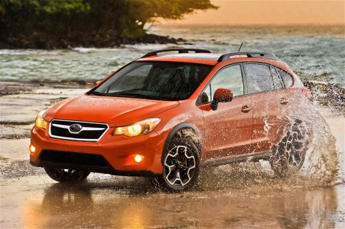 2014 Subaru XV Crosstrek Premium Manual