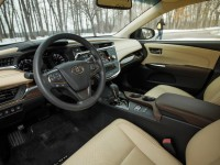 2013 Toyota Avalon limited interior