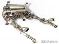 F1 Sound Valvetronic Exhaust System
