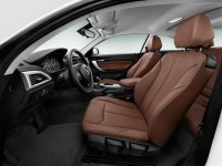 2014 BMW 2-Series Coupe front seat