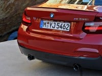 2014 BMW 2-Series Coupe taillight