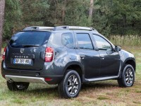 2014 Dacia Duster facelift