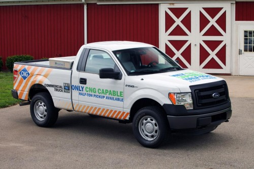 2014 Ford F-150 CNG-LPG