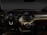 2014 Mercedes-Benz V-Class dashboard