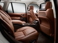 2014 Range Rover long wheelbase Interior