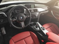 2014 BMW 335i GT xdrive Interior