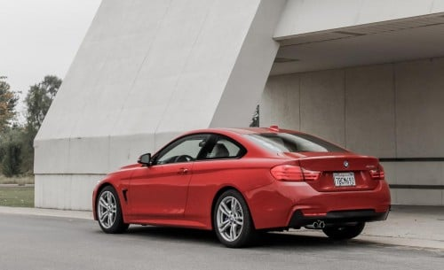 2014 BMW 428i Coupe