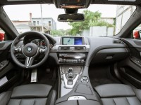 2014 BMW M6 Gran Coupe Dashboard