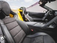 2014 Chevy Corvette Convertible Interior