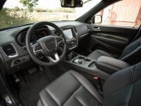2014 Dodge Durango R/T Interior
