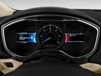 2014-ford-fusion-4-door-sedan-se-hybrid-fwd-instrument-cluster