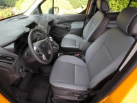 Ford Transit Connect taxi interior