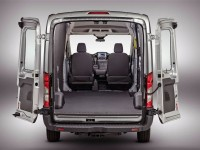 2015 Ford Transit Cargo Space