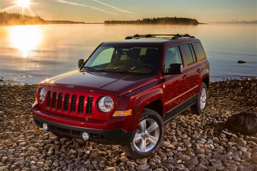 2014 Jeep Patriot Sport 4x4 Manual