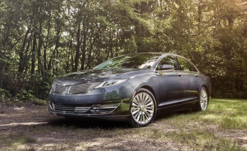 2014 Lincoln MKZ 2.0T AWD