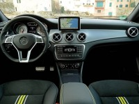 Mercedes-Benz CLA 250 Interior
