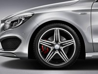 2014 Mercedes-Benz CLA250 with sport package plus