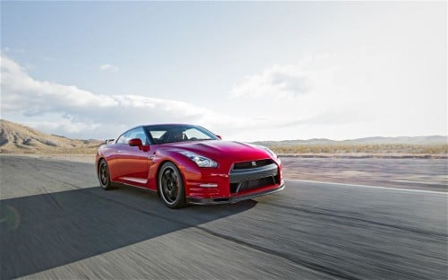 2014 Nissan GT-R Track Pack