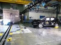 Nissan Qashqai EuroNCAP Crashtest