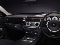 Rolls-Royce Ghost V-Specification Interior