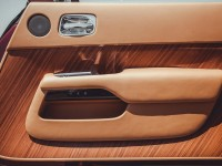 Bent-Wood Door-Panel Trim