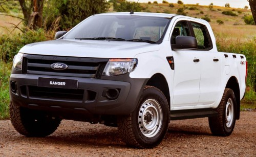 Ford Ranger 4x4 XL-Plus 2014