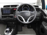 Honda Fit dashboard