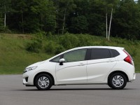 2014 honda jazz fit