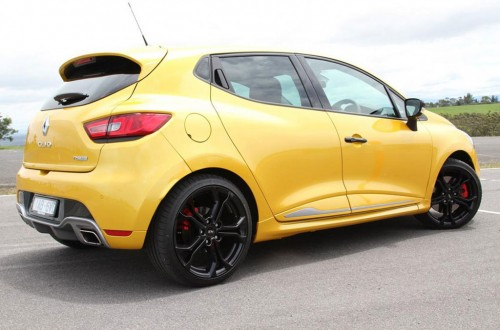 2014 Renault Clio RS 200